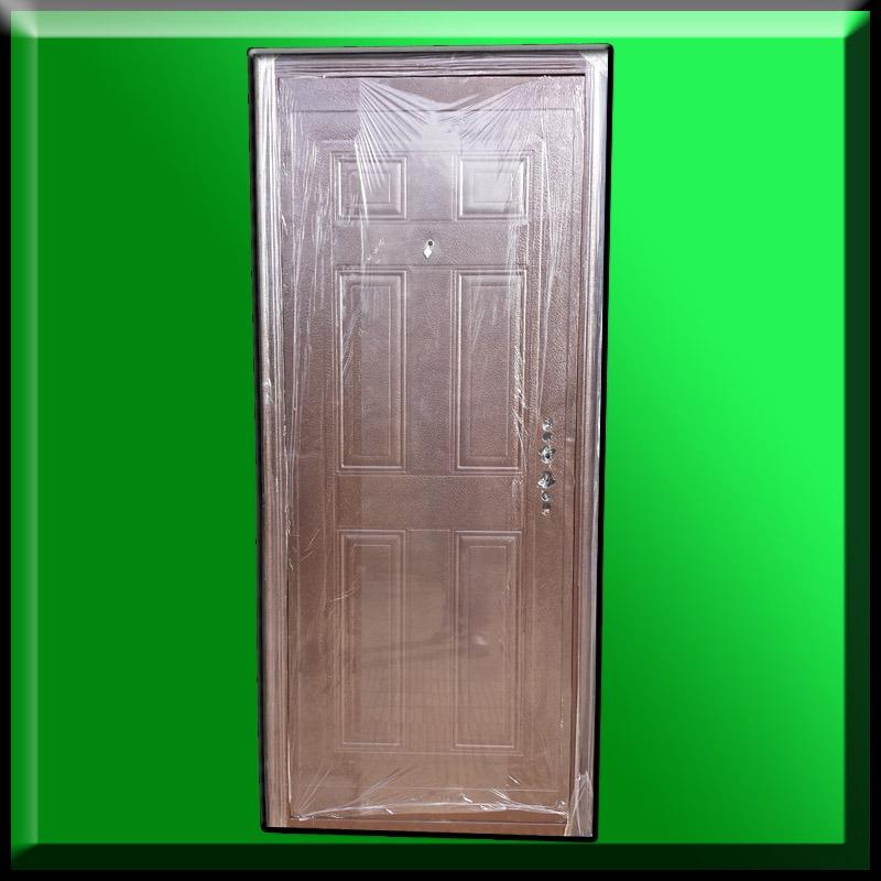 Puerta exterior doble chapa puertas interiores y - Puertas chapa exterior ...