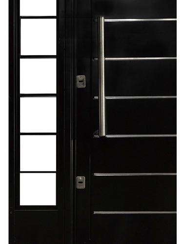 puerta exterior doble chapa inyectada c/ portada lateral top