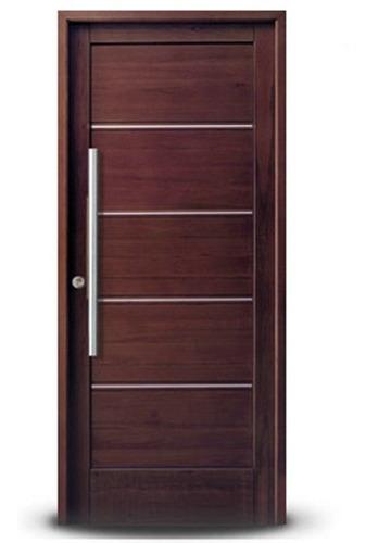 puerta frente exterior madera caoba oblak 80 x 200 der