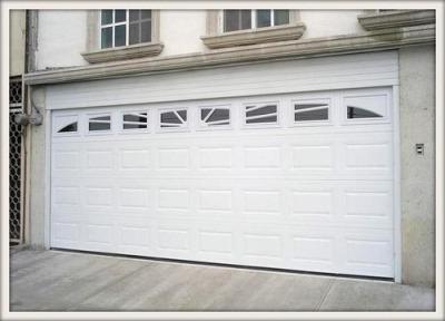 Puerta Garaje Seccional Automatica Ascendente 15 300
