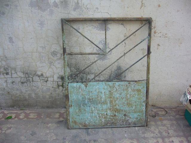 Puertas de hierro para jardin puerta seccional corredera - Puertas de hierro para jardin ...