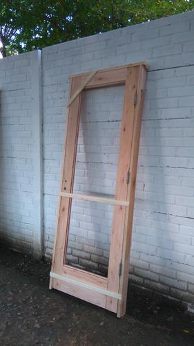 puerta interior aberturas