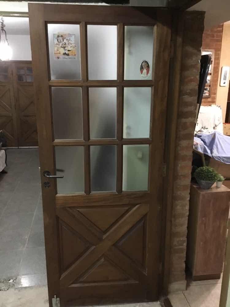 Puerta Interior Con Vidrio Solo Otra Imagen De Muebles Ideas