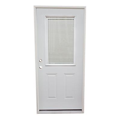 Puerta laminada con persiana 22x36 6 en mercado - Puertas de persiana ...