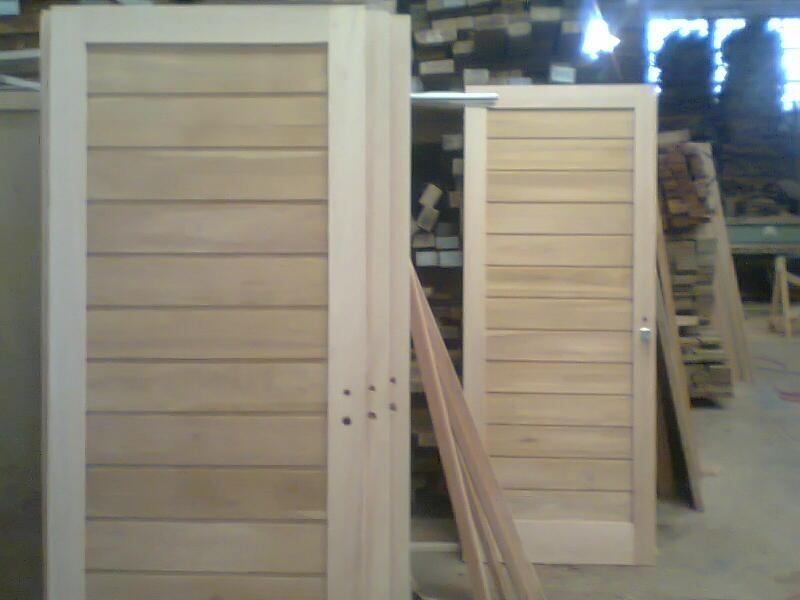 hacer puerta de madera top puertas de madera with hacer
