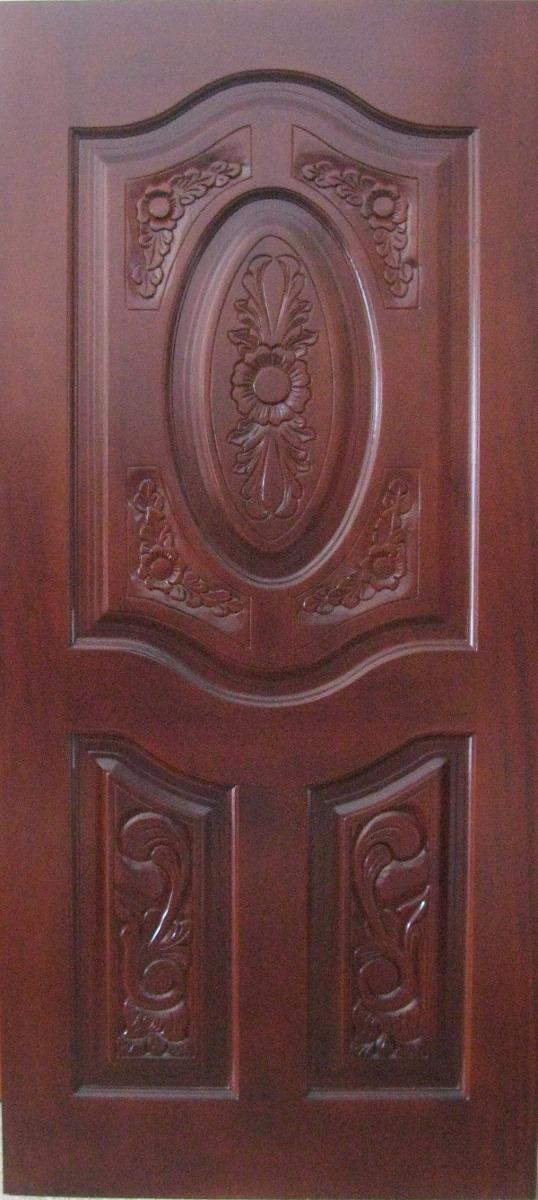 Puerta madera de exteriores en mercado libre for Cuanto cuesta una puerta de madera