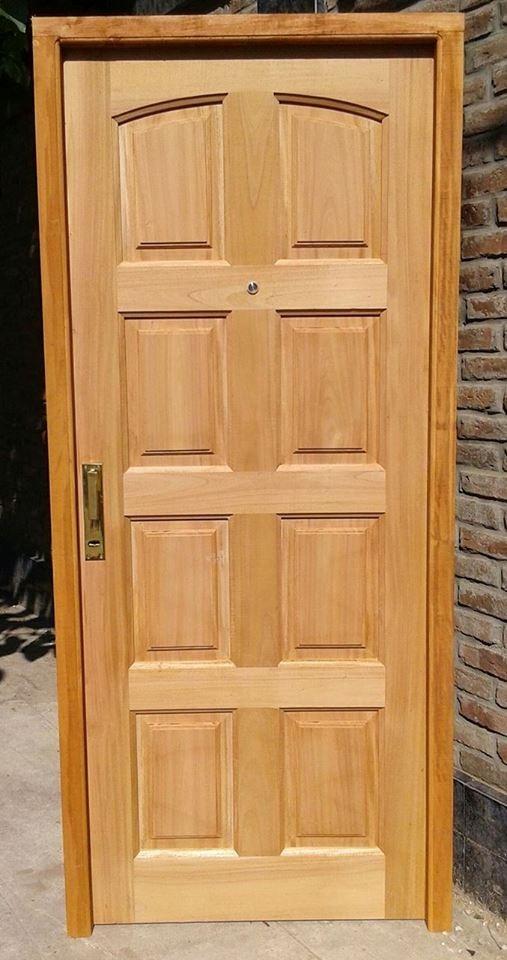 Modelos de puertas puerta residencial de lamas puertas for Modelos de puertas para closet