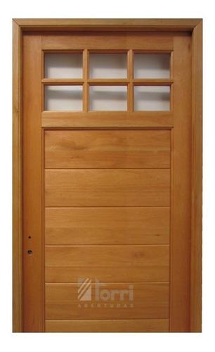 puerta madera oblak modelo 2385 80cm