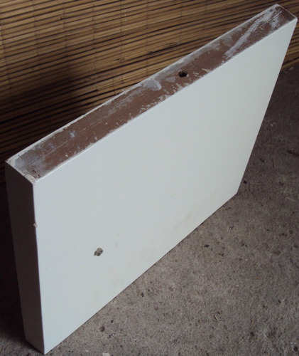 puerta madera para placard ropero 40x32 abre a la derecha