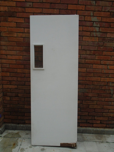 puerta madera vaivén para cocina 1.97 x 0.72