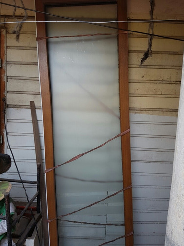 puerta marco