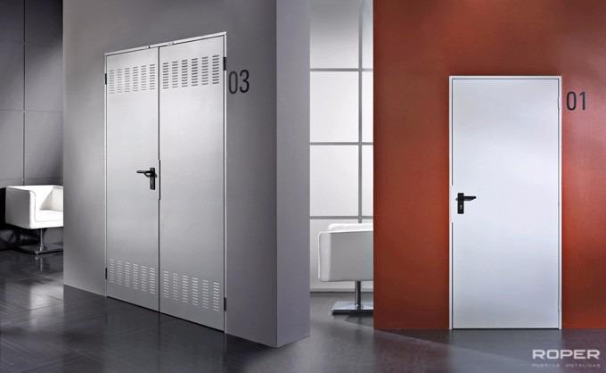 Puerta met lica multiusos roper con cerradura for Puertas 90 x 210