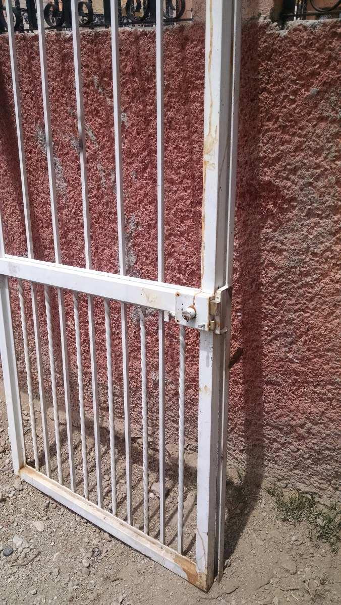 Puerta metalica exterior 1 en mercado libre - Puerta exterior metalica ...