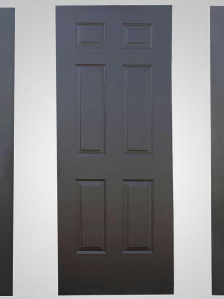 Puerta metalica para exteriores 2 en mercado libre - Puerta exterior metalica ...