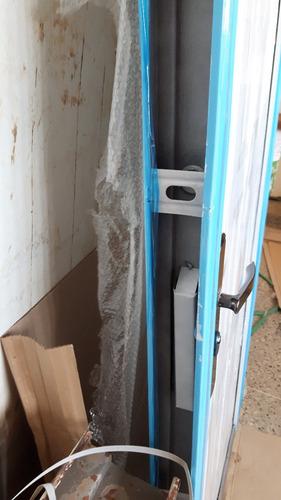 puerta multilock china blanca completa