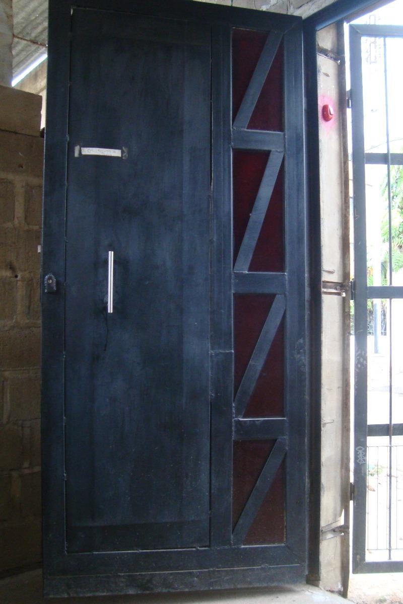Puerta Multilock De Hierro Para Entrada Principal Bs 230 En - Puertas-entrada-principal
