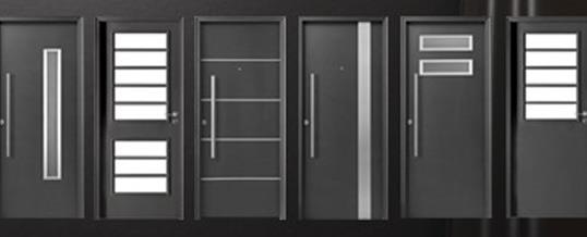 Modelos Puertas De Aluminio Para Exterior Free Beautiful Puertas De