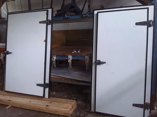 puerta para cava  y cavas en pvc y aluminio stuco