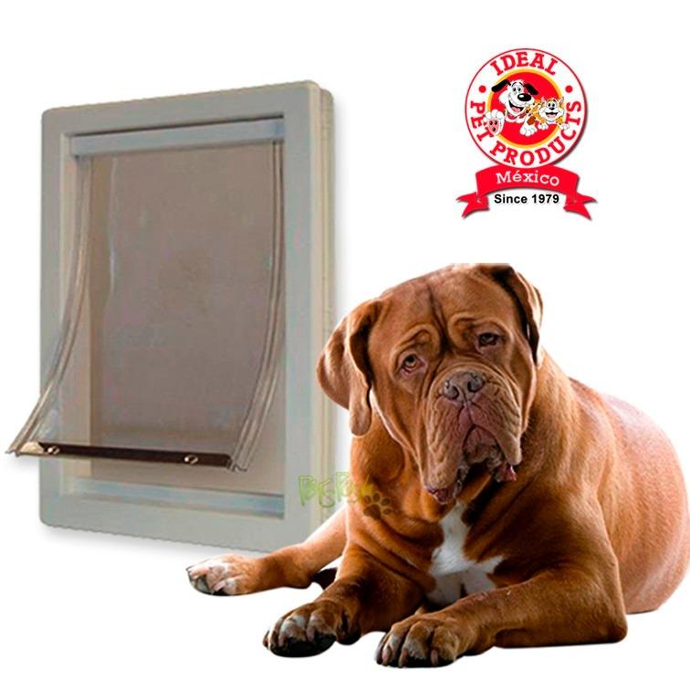 Puerta para perro extra grande 1 en mercado libre for Puerta para perros