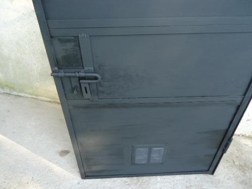 puerta para termotanque,gabinetes gas,bombas,ventilacion