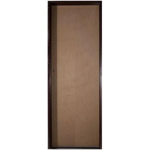 puerta placa cedro chapa 22 bisagra reforzada 60/70x200x10