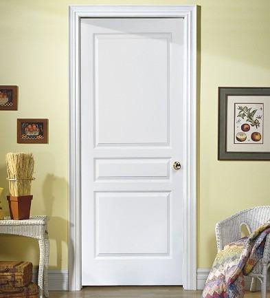 puerta placa crafmaster chapa 18 70x200x10