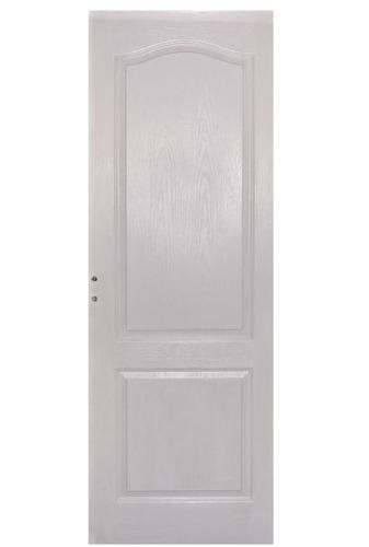 puerta placa craftmaster blanca c/ marco y cerradura 70x200