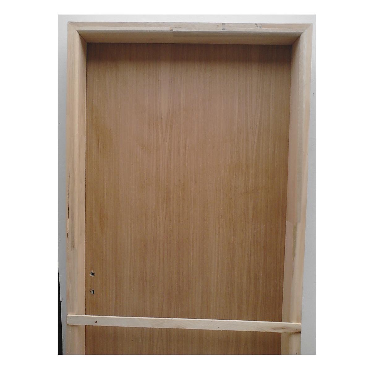 Marco puerta madera beautiful marco puerta madera with for Marco puerta madera