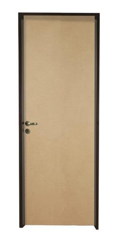 puerta placa interior mdf oblak durlock mch 60 10 izq