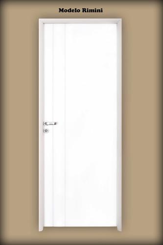 puerta placa interior pantografiada 9m maciza. fabrica lider