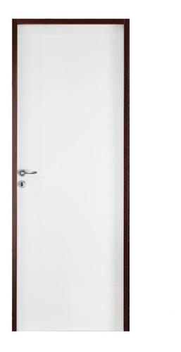 puerta placa oblak practika 70x10 blanca mch derecha