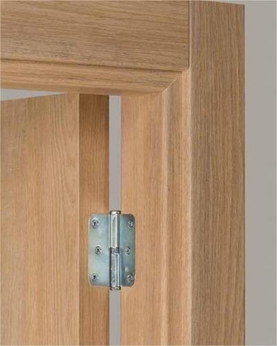 puerta placa oblak tekstura 80-10 roble der con contramarco