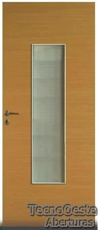 puerta placa oblak tempo vidriada 70 cm tecnooeste aberturas