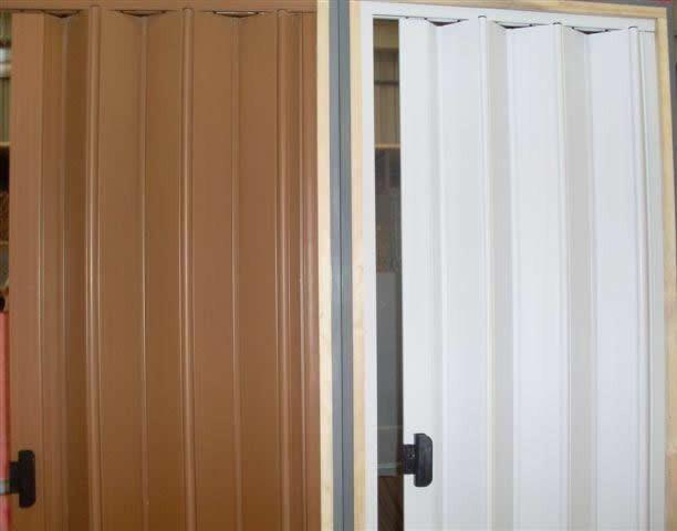Puerta plegable pvc corredizas nuevas economicas 60 x for Puertas interiores pvc precios