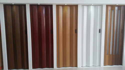 puerta plegable traslucida no china 1.20 x 2.10