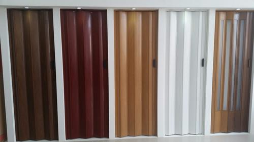 puerta plegable traslucida no china 1.56 x 2.10