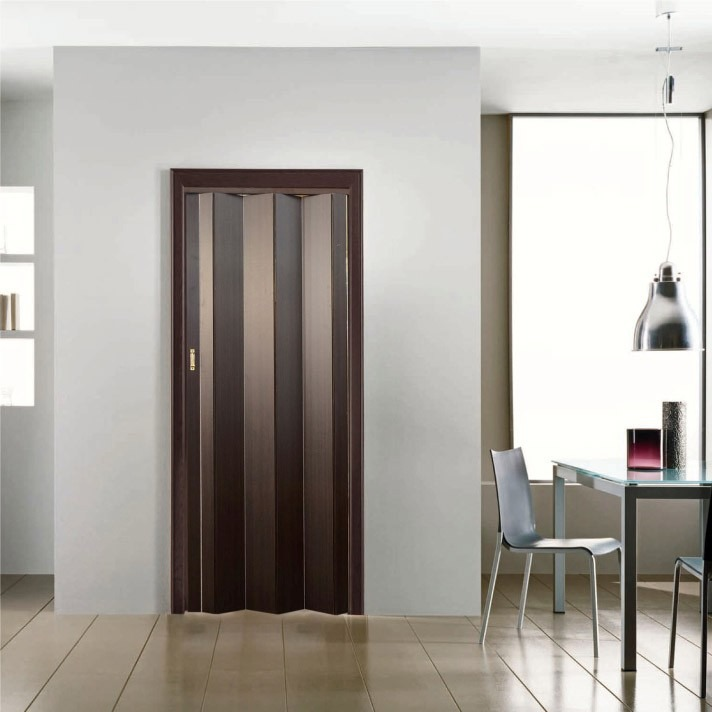 Puerta interior de madera proma puerta interior madera for Puerta que abre para los dos lados