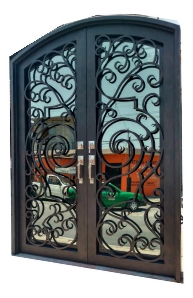 Creativo Puerta Blindada Madera Stock De Puertas Diseño