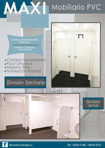 puerta pvc, closet pvc,cocina pvc,division sanitaria
