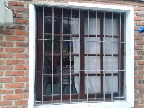 puerta reja 150x2 en hierro 16