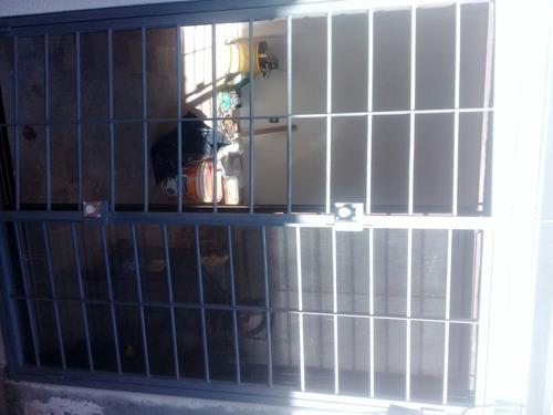 puerta reja 150x2 hierro 12
