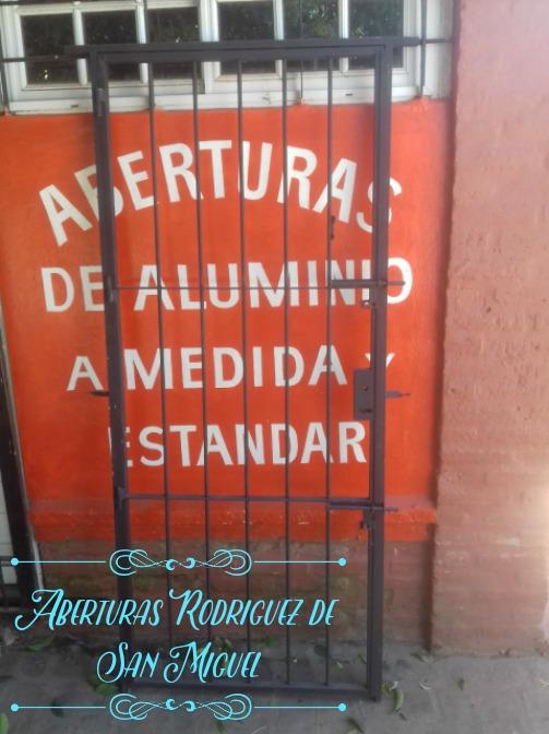 Puerta Reja 85x200 Marco,cerradura,2 Pasadores Y 4 Bisagras ...