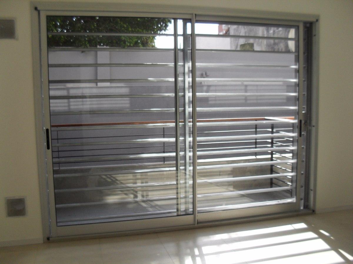 Puerta reja balcon corrediza en mercado libre - Verjas para puertas ...