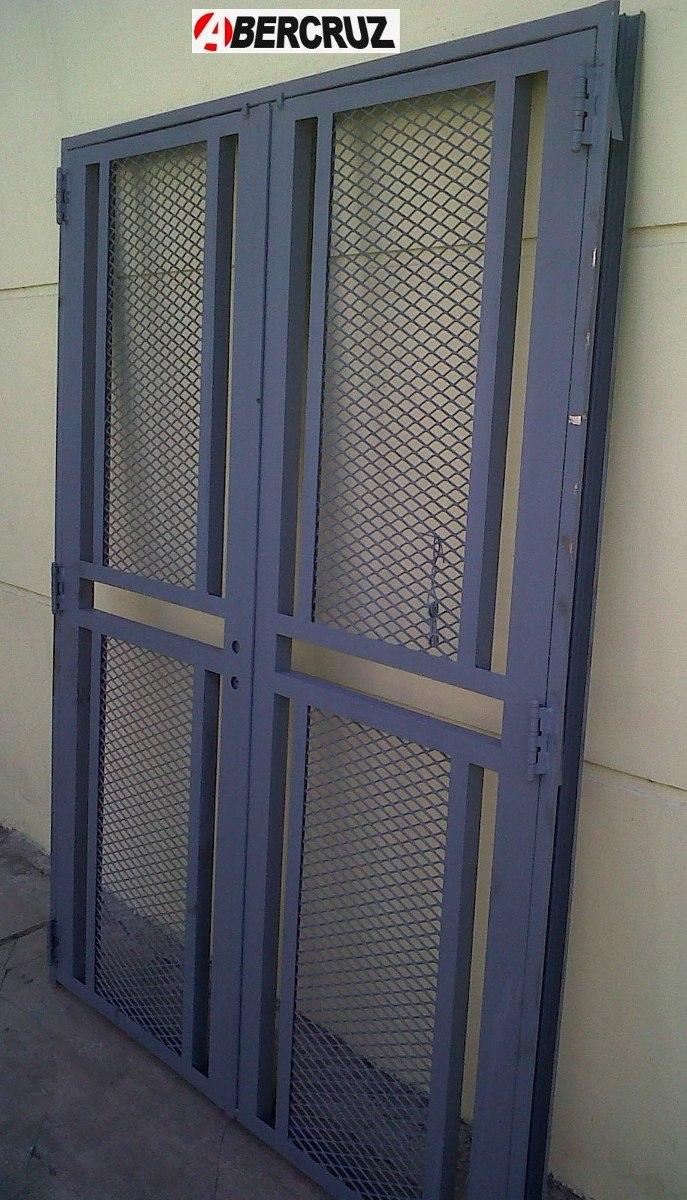 Puerta exterior hierro cheap excelentes modelos de diseos - Puertas de hierro para exterior ...
