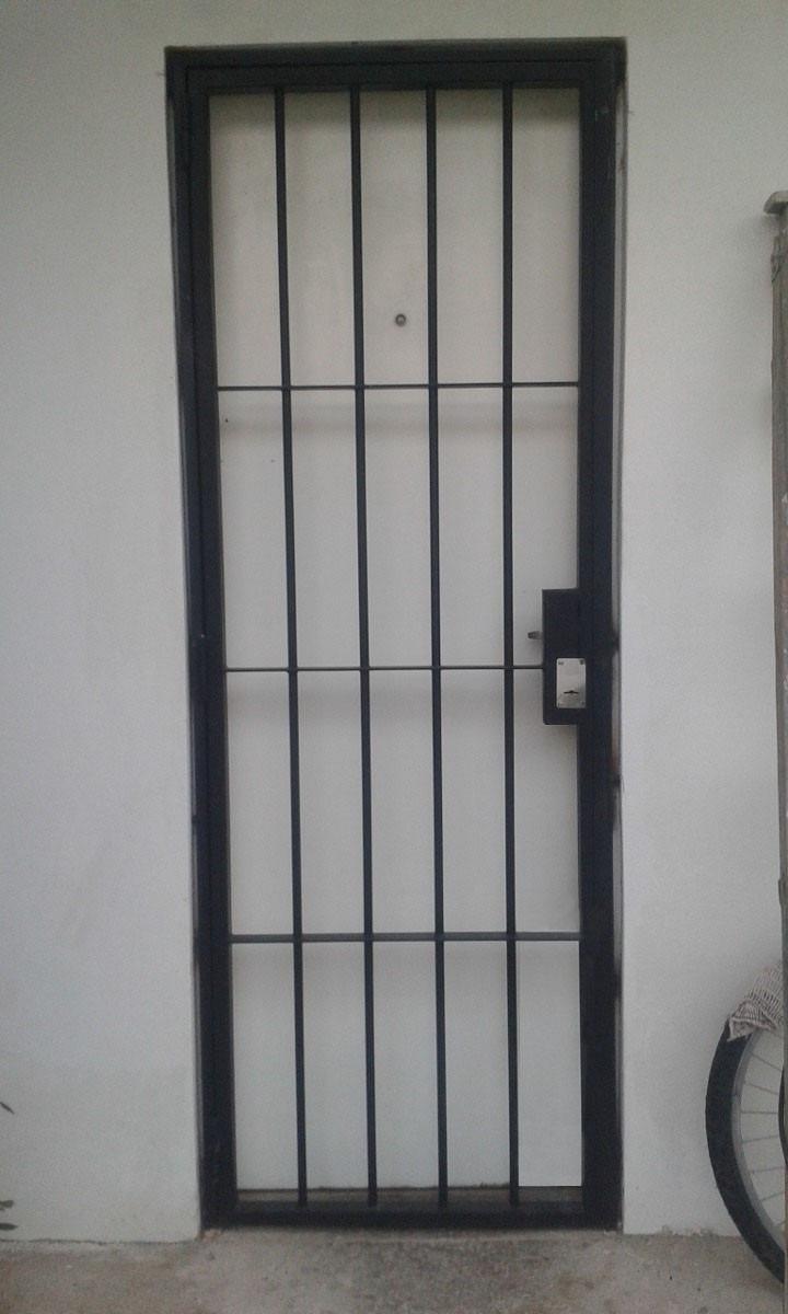 Puerta Acordeon Hogar Seguridad Rejas Y Redes Proteccion - Seguridad ...