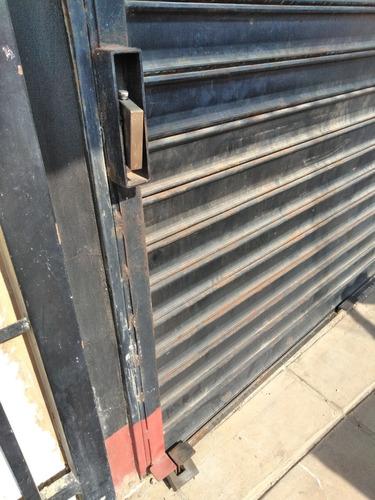 puerta santamaría casi nueva 3 mts ancho x 2,20 santa maria