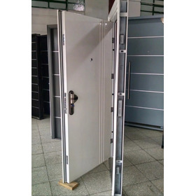Puerta Seguridad Blindada Multianclaje 80 Completa Picaporte