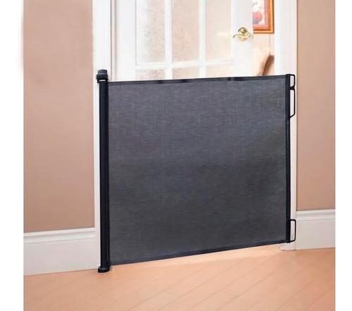 puerta seguridad escalera bebe enrollable retractil cuotas