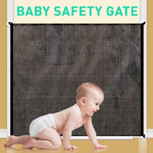 puerta seguridad para bebes y mascotas
