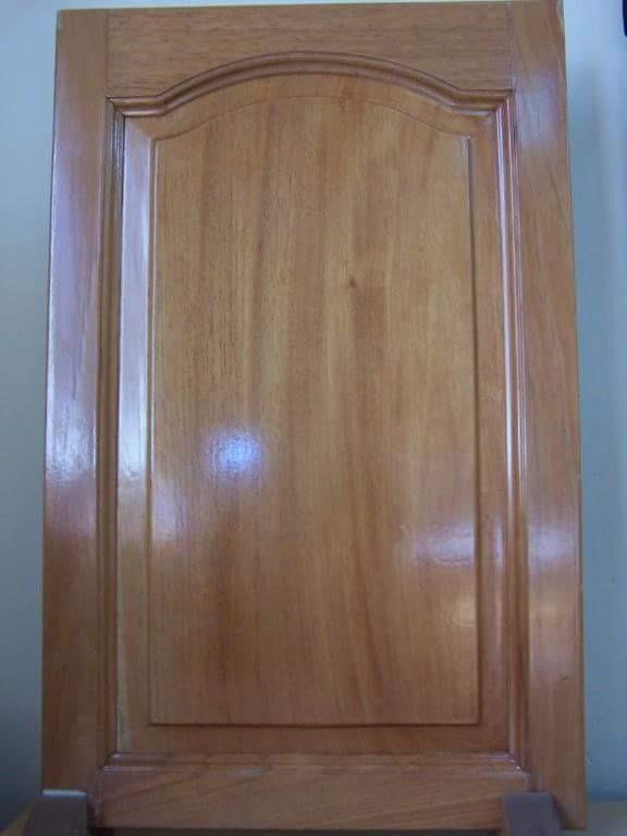Puertas de madera para cocina puertas de romanillas de - Puertas mueble cocina ...